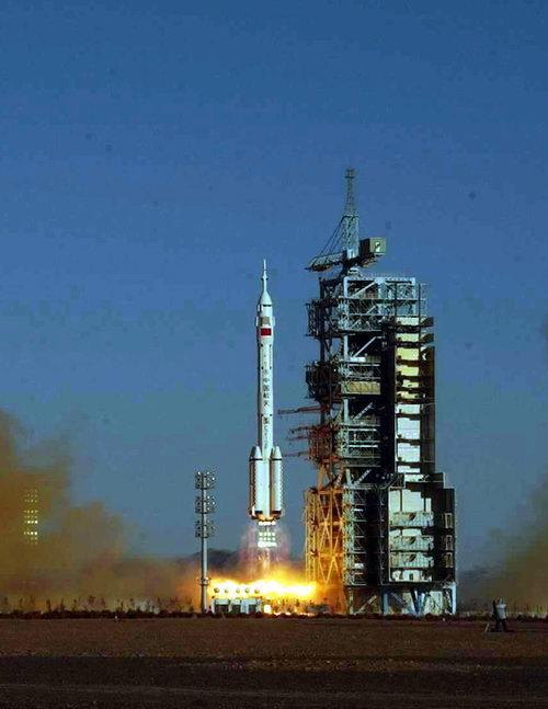荣耀之路--中国航天史